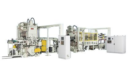 Automatic CNC Sheet Feeding Press (for two piece can) B23BH+B86B+B85SA+B85ST
