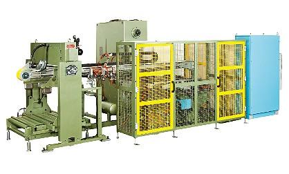 Automatic CNC Sheet Feeding Press S-B23E+S-B98+S-D45