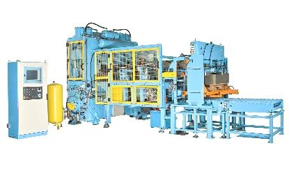 Automatic CNC Sheet Feeding Press B23E+B86B+B85A