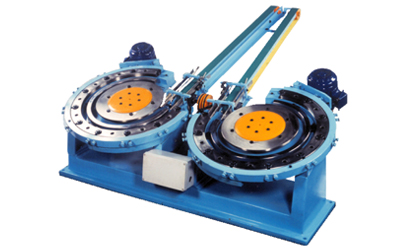 S-B18C(CL,CLL) Automatic Double Wheel Curling Machine