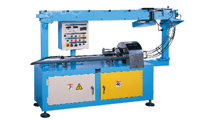 Automatic end stacker