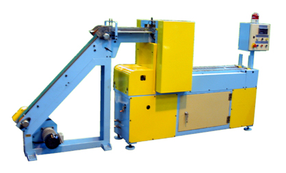 S-B10AL2 Automatic End Counter And Stacker Machine