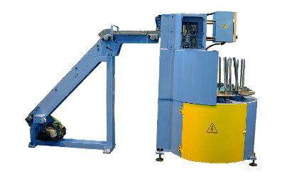 S-B10AL3 Automatic End Counter and Stacker Machine