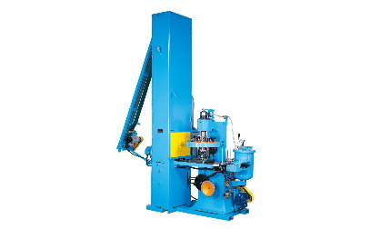 S-A17A Automatic Irregular End Lining and Drying Machine