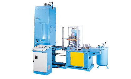 S-D25 Automatic Five Gallon Square End Lining and Drying Machine
