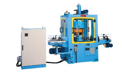 S-B32V Automatic Vertical Flanging Machine