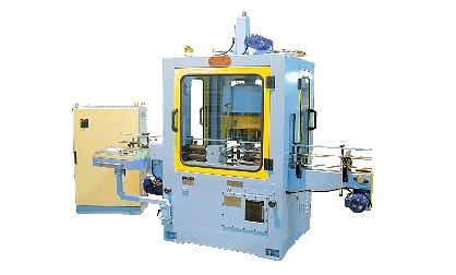 S-B74 Automatic Vertical Flanging Machine