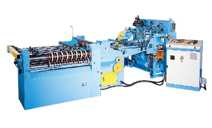 S-B34(M) Automatic Gang Slitter Machine