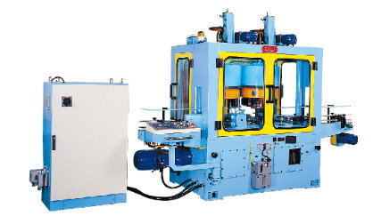 Automatic Vertical Can Body Shaper and Flanger Machine