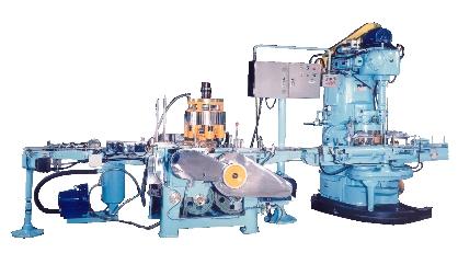 S-C4A + S-C9 Automatic 3H Vacuum Seamer